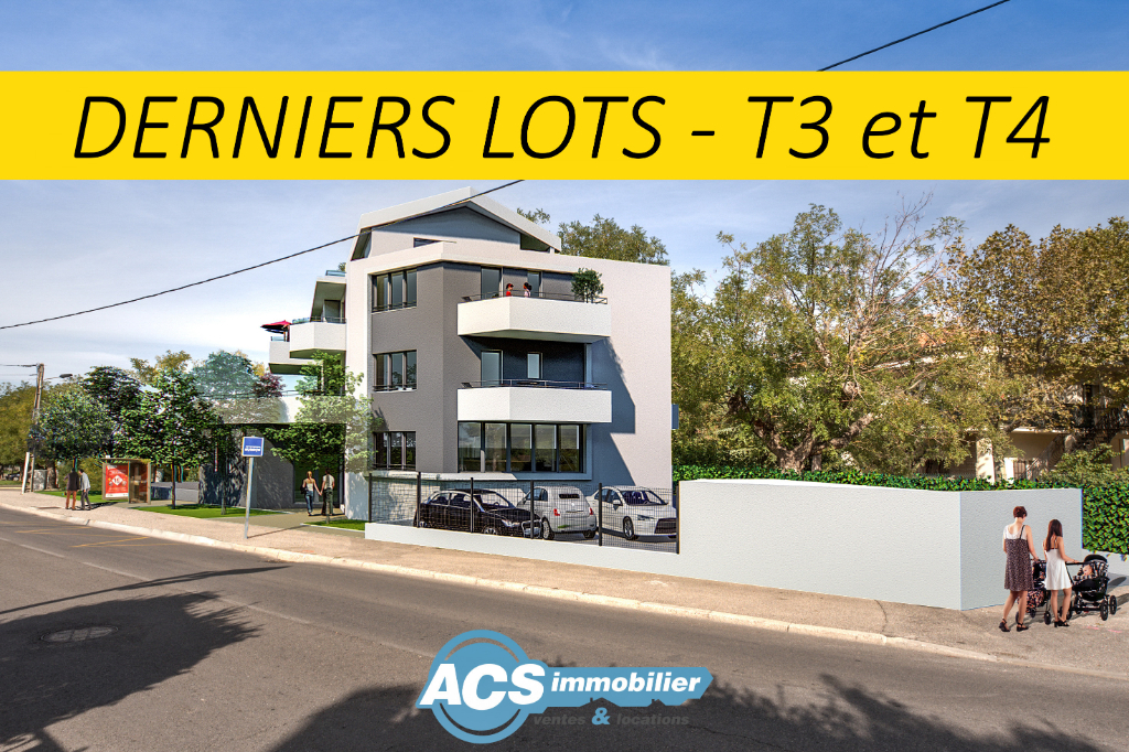 Appartement en duplex de type T4